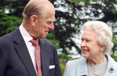 Το τρυφερό animation με την βασίλισσα Ελισάβετ και τον πρίγκιπα Φίλιππο