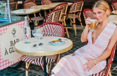 ''Vamos around the world'' με την Ήβη Βασιλοπούλου στο must Μαϊου