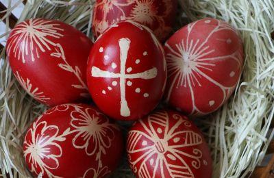 DIY: Φτιάχνουμε πασχαλινά αυγά όπως παλιά