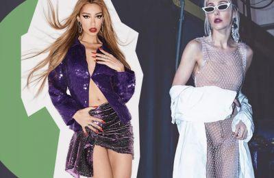 Τάμτα & Φουρέιρα: Αυτό είναι το χρώμα που επέλεξαν για τα ανοιξιάτικα look τους