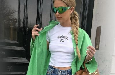 Οι λόγοι που τα fashion girls ποντάρουν σε φαρδιά πουκάμισα