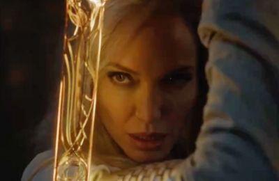 Η Angelina Jolie υπερήρωας στο νέο, φανταστικό βίντεο της Marvel