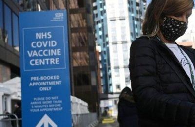Ηνωμένο Βασίλειο: Μονοψήφιος για δεύτερη ημέρα ο αριθμός θανάτων Covid