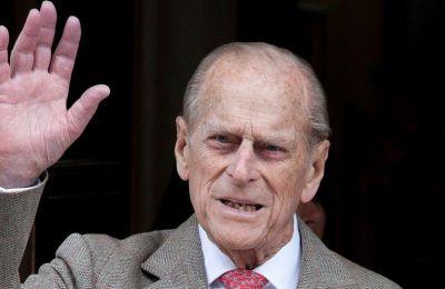 H επίσημη αιτία θανάτου του Πρίγκιπα Φίλιππου