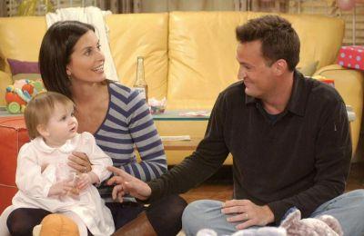 Το Friends περνούσε μηνύματα περί μητρότητας στις 10 σεζόν της