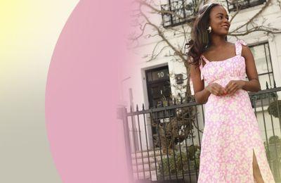 6 ιδανικά φορέματα για το καλοκαίρι