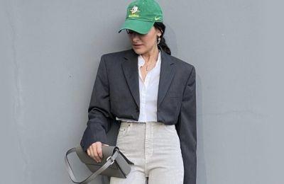 Πώς να φορέσεις το crop top στη δουλειά χωρίς να προκαλέσεις αντιδράσεις