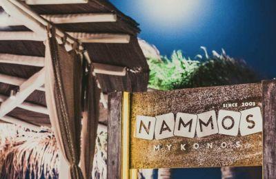Photos courtesy of nammos.gr