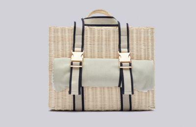 Τσάντα για πικνίκ από Zara