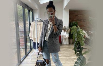 DIY: Πώς να σκίσετε το jean σας για ένα διαχρονικό look