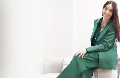 Η Paola Fendi παντρεύτηκε φορώντας νυφικό Valentino