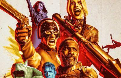 Το νέο τρέιλερ του ''The Suicide Squad'' είναι το απόλυτο... χάος