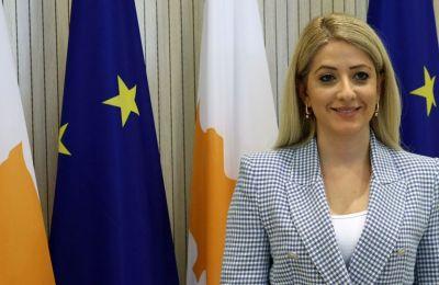 Η Aννίτα Δημητρίου στη θέση του προέδρου