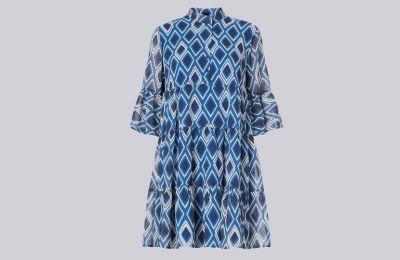 Midi φόρεμα με βολάν €243 από Marella