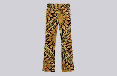 Boho παντελόνι με prints €49.95 από Zara