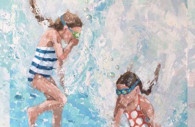 H ζωγραφιά είναι της Eileen Corse