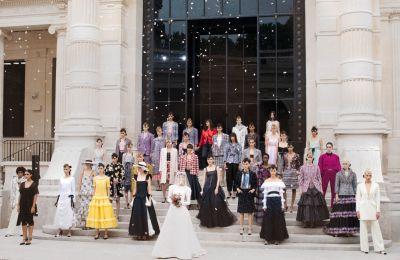 Η νέα εποχή της Chanel ξεκινά με haute couture