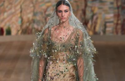 O Dior έκανε δυναμικό comeback στην υψηλή ραπτική