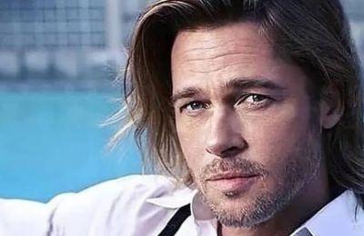 Πρέπει να δεις τον σωσία του Brad Pitt