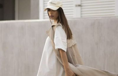Η Μαρία Παντελή μάς δείχνει πώς να φορέσουμε τη sporty βερμούδα με στυλ