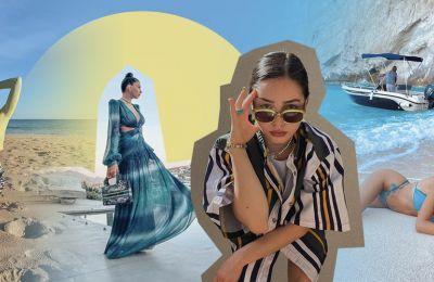 10+2 Κύπριες μας δείχνουν τι να φορέσουμε σε νησί