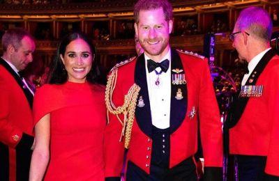 Η Meghan έχει γενέθλια... και το παλάτι τής έστειλε τις ευχές του
