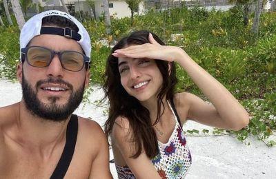 Η Ειρήνη Καζαριάν με αυτόν τον τρόπο γιορτάζει ένα χρόνο με τον σύντροφό της