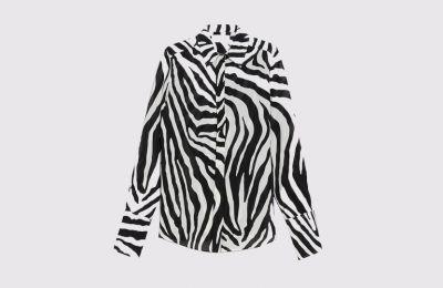 Ζεμπρέ πουκάμισο €219 από Max Mara