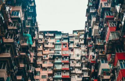 Μέσα στο διάσημο ''Monster Building'' του Hong Kong