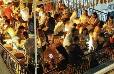 Cocktails at the top: 10 Roofbars στην Κύπρο