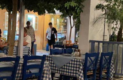 Kissos Tavern: Γεύσεις από τη θάλασσα χωρίς να τη βλέπεις