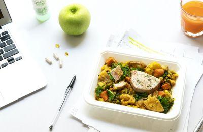 5 υγιεινά γεύματα για να πάρετε μαζί σας στο γραφείο