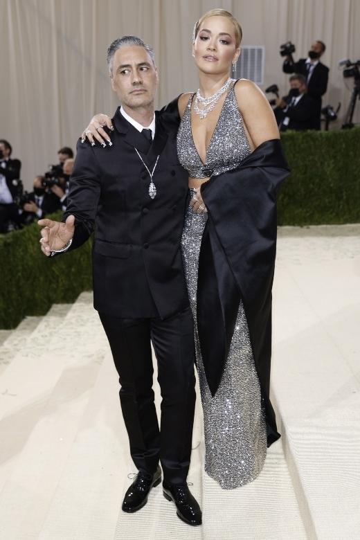 O Taika Watiti και η Rita Ora