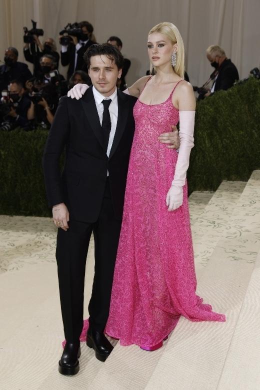 O Brooklyn Beckham και η Nicola Peltz