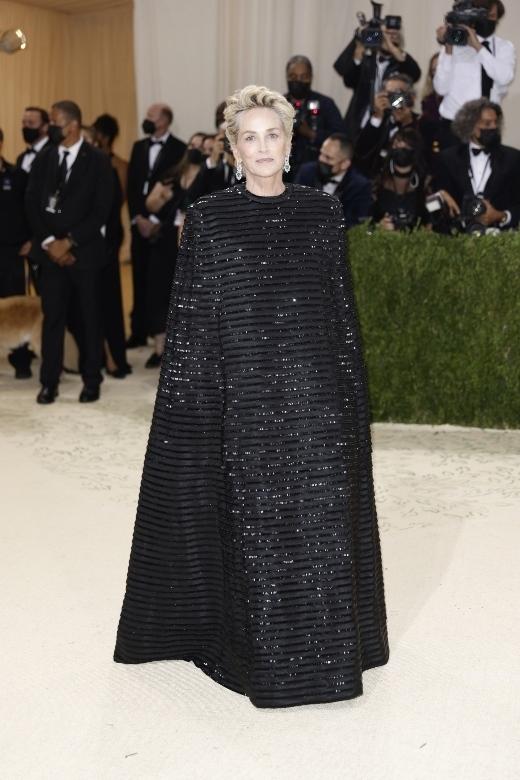 H Sharon Stone