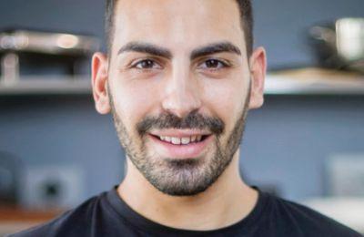 Σταυρής Γεωργίου: ''Βάζω γκουρμέ πινελιές στα φαγητά μου''