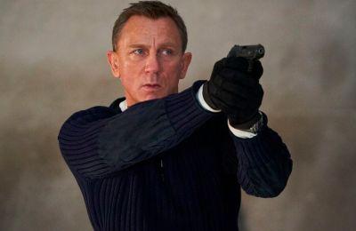 Δάκρυσε ο Daniel Craig στο τέλος των γυρισμάτων του ''No Time To Die''