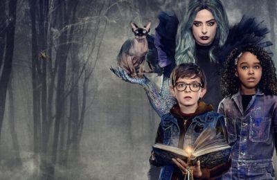 Μια οικογενειακή ταινία φαντασίας για Σάββατο βράδυ
