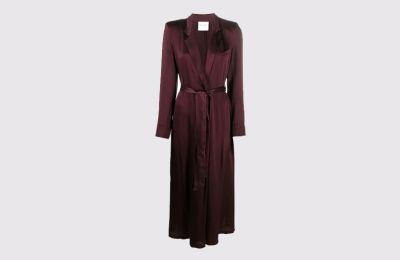 Midi φόρεμα Forte Forte €725 από Amicci