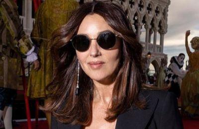 "Monica Bellucci: ""Για μένα η Ελλάδα είναι μέρος της ύπαρξής μου"""
