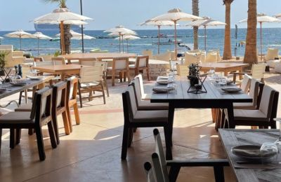 Mathis by the sea: Αστεράτη fine dining κουζίνα με τη μαύρη τρούφα σε πρώτο πλάνο