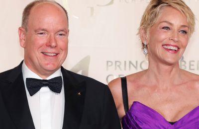 Πρίγκιπας Αλβέρτος -  Charlene: Μήπως η Sharon Stone είναι η πέτρα του σκανδάλου;