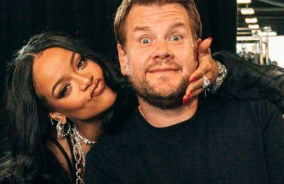 O James Corden έγινε... βοηθός της Rihanna στο fun βίντεο της ημέρας