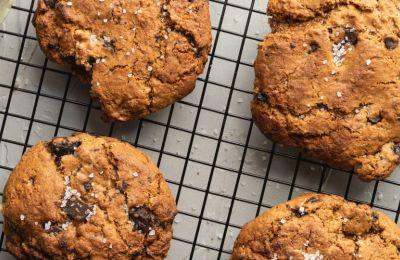 Σήμερα φτιάξε τα πιο νόστιμα vegan cookies