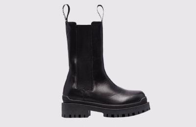 Mπότες Karl Lagerfeld €385 από Tiffany