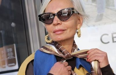 Stylish φθινοπωρινά looks για γυναίκες άνω των 50