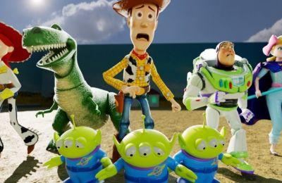 Αν οι χαρακτήρες του ''Toy Story'' βρίσκονταν στο ''Squid Game''