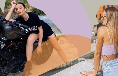 Faux leather pants: Πώς δύο Κύπριες φόρεσαν το πιο trendy παντελόνι