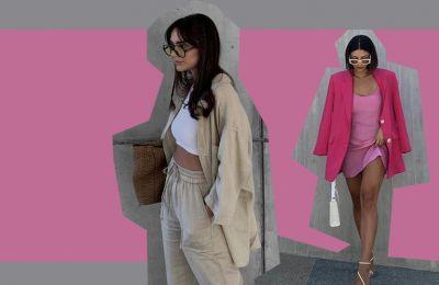 Δύο Κύπριες φόρεσαν το ριγέ πουλόβερ με τον πιο chic τρόπο