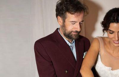 Τόνια Σωτηροπούλου: Οι νέες φωτογραφίες και ο λόγος που φόρεσε νυφικό στον πολιτικό γάμο